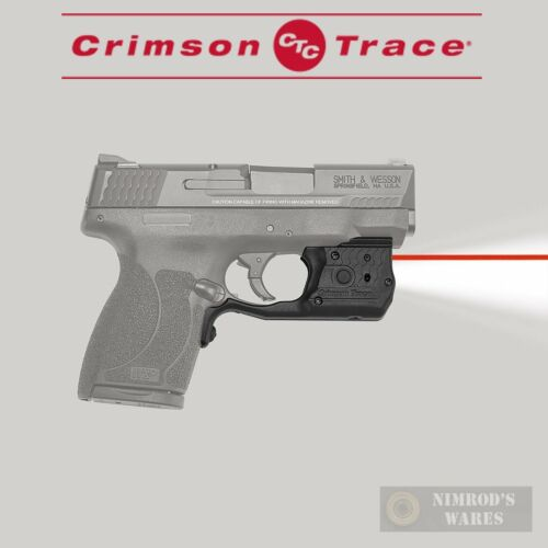 Crimson Trace S/&W M/&P SHIELD .45ACP Laser SIGHT /& LIGHT LL-808 FAST SHIP