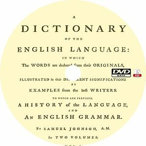 a dictionary of the english language samuel johnson pdf