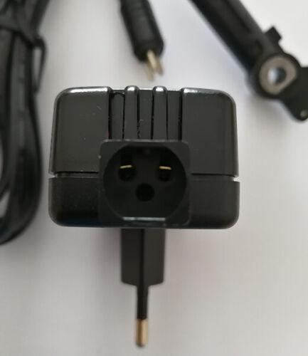 Trafo//Kupplungsset schwarz LuceplanBerenice D12 Tischleuchte Ersatzteil