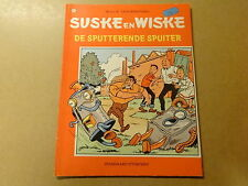 STRIP / SUSKE EN WISKE 165: DE SPUTTERENDE SPUITER   Herdruk 1980