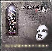 Illuminations, Wishbone Ash, Audio CD, Acceptable, FREE & FAST Delivery