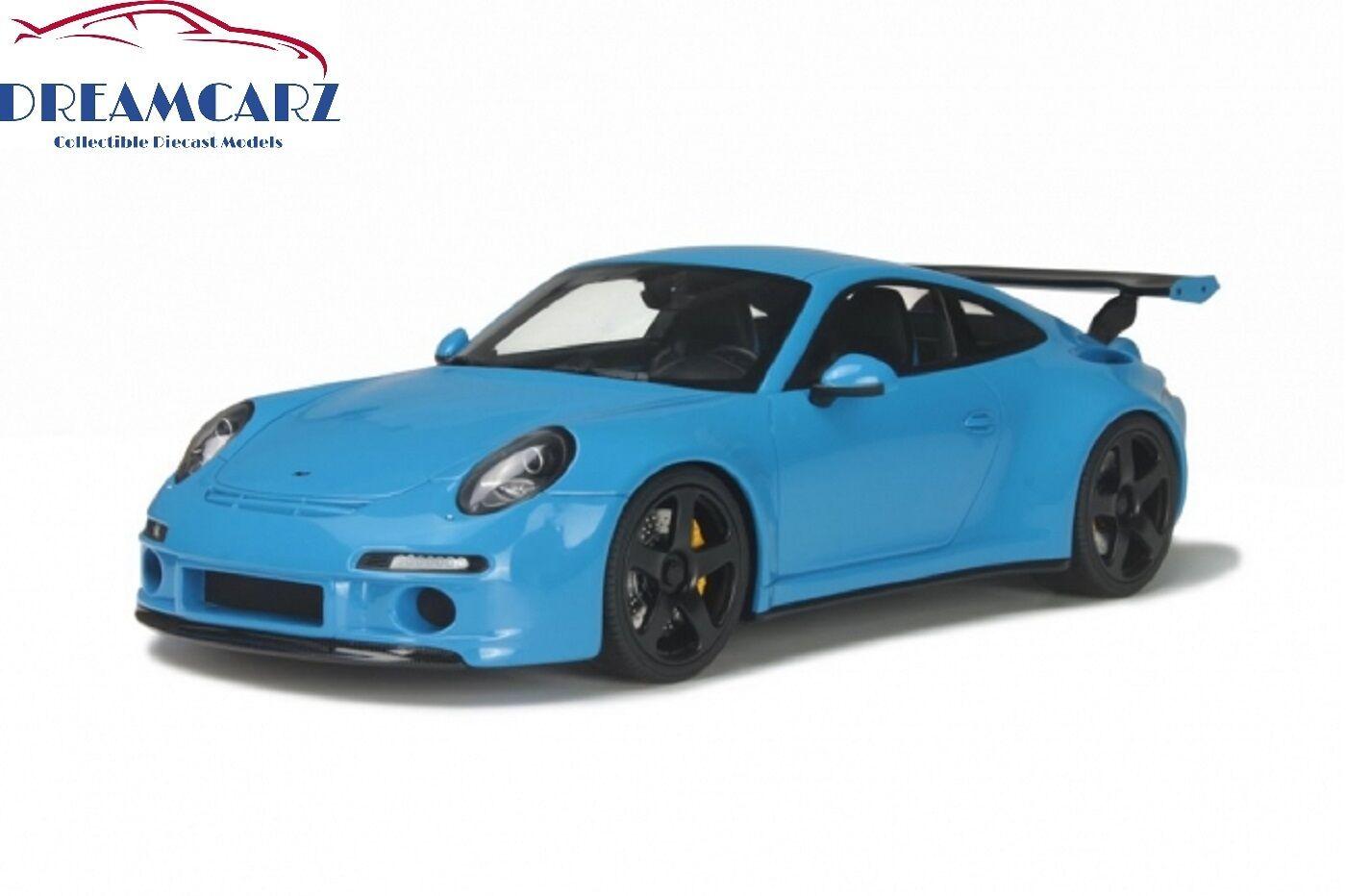 GT Spirit GT113 1 18 2015 Porsche 991 RUF RTR (Turbo RENNSPORT) - Limitada 991 Piezas