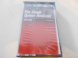 The-Stock-Option-Analyzer-Timex-1000-Sinclair-Vintage-Software-80-18-Year
