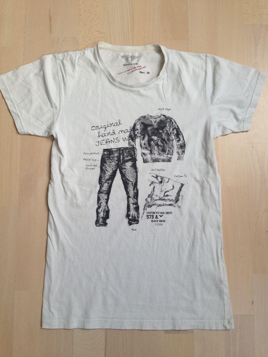 fd540273096 T-shirt, T-shirt, Gnious – dba.dk – Køb og Salg af Nyt og Brugt