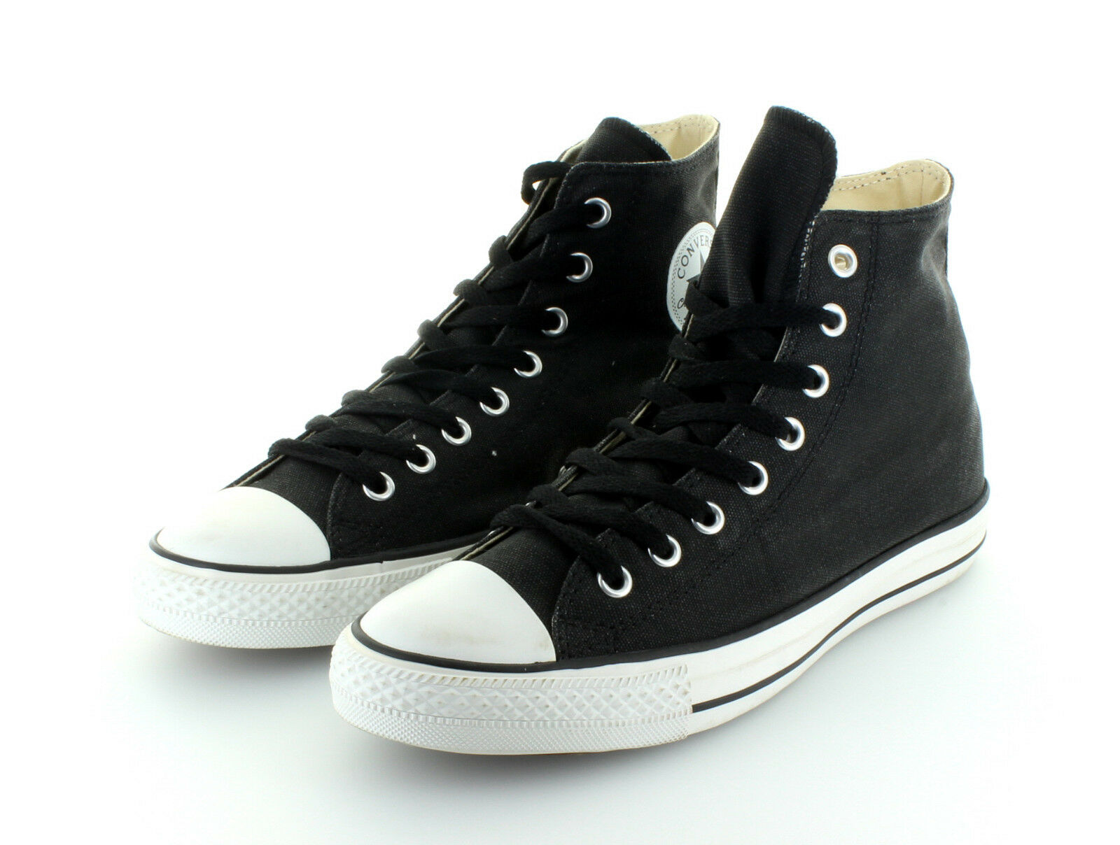 Converse Chuck / Taylor AS Hi Coated Wash Negro 42,5 / Chuck 43,5 US 9 4cf9d3