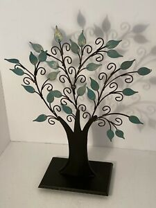 2003-15-034-Display-Metal-Hallmark-Family-Tree-FOR-Ornament-Frames-Keepsake-B7