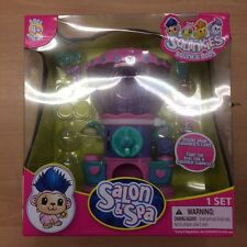Squinkies Bandai Squinkie Doo Salon & Spa Playset Includes 2