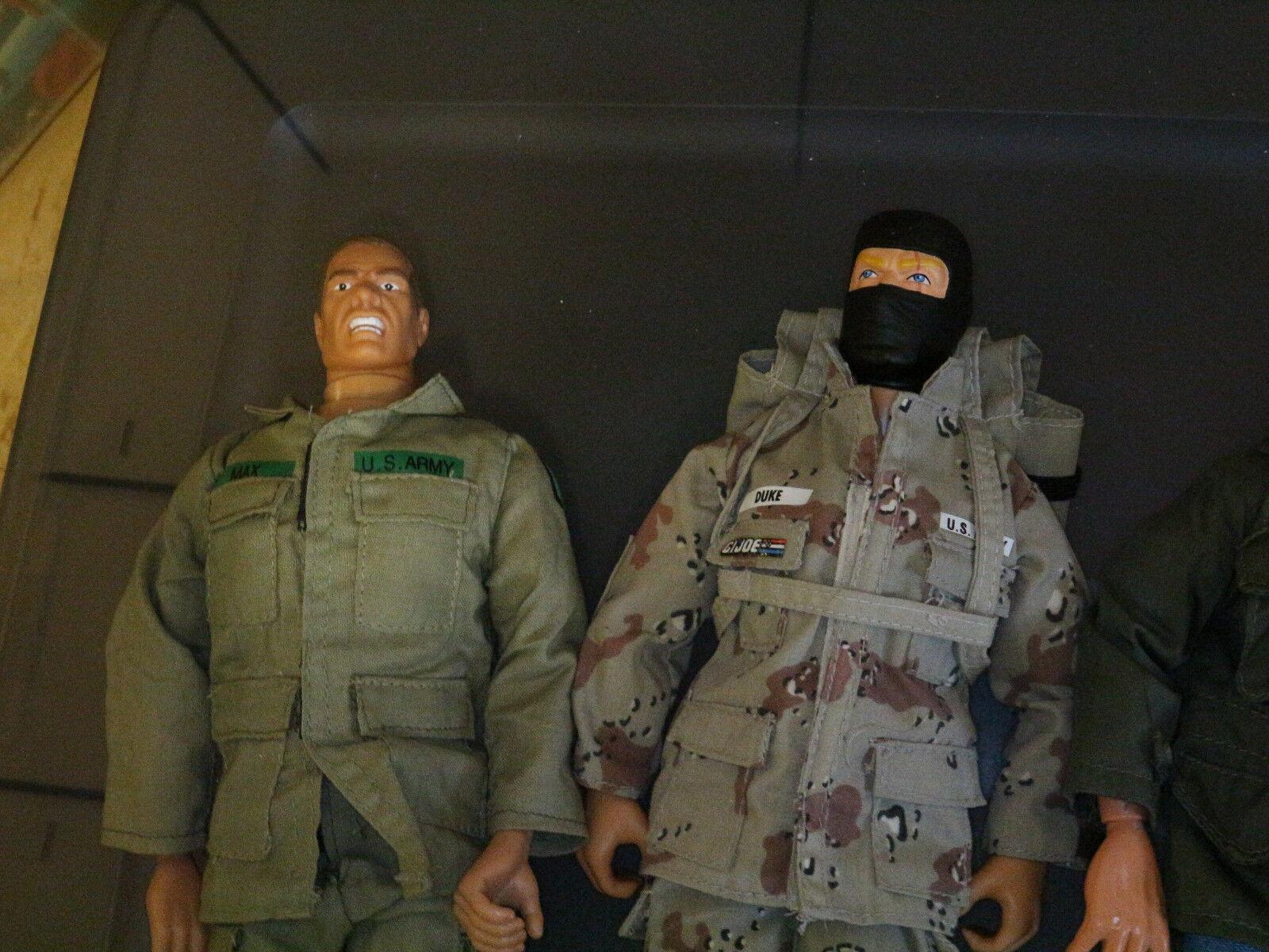 G.I. Joe Hall of Fame Real Ultimate Soldier  21st Century Toys lot nine figures  commandez maintenant profitez de gros rabais