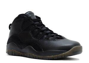 Nike Air Jordan 10 Ovo Noir