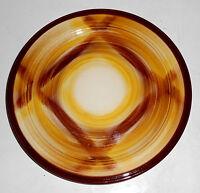 Vernon Kilns Pottery Organdie Salad Plate