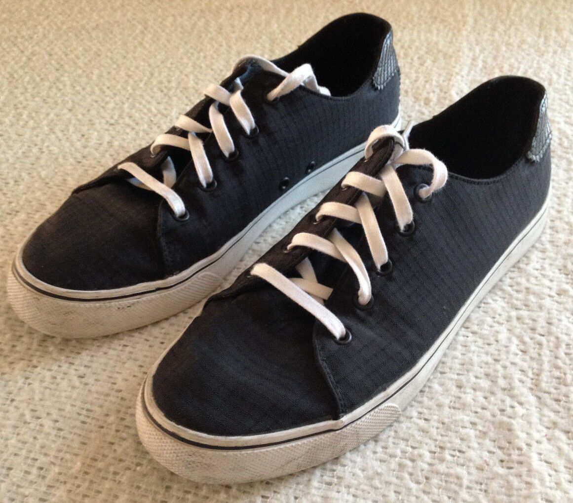 Creative Recreation Black and White Classic Casual Style shoes Men's Size 10