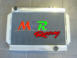 For-Holden-V8-Chevy-Motor-Universal-aluminum-radiator-3-rows