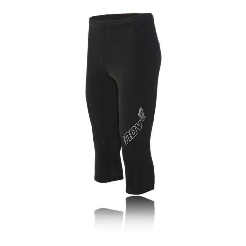 8 ATC 3QTR Running Collants Pantalon Pantalon noir sport Inov 8 Homme Inov