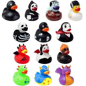 image is loading halloween rubber duck bathtime play toys novelty party