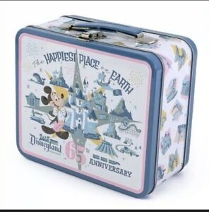 """Disneyland 65th Anniversary """"Happiest Place On Earth"""" Funko Lunchbox Target"""