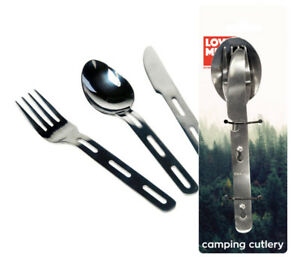 Sets-of-Stainless-Steel-3-Piece-Camping-Hiking-Travel-Cutlery-Fork-Knife-Spoon