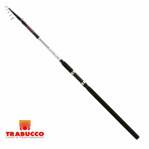 Canna Telematch Tuttofare Trabucco Reventon Allround Slim 3.30 m Carbonio CSP