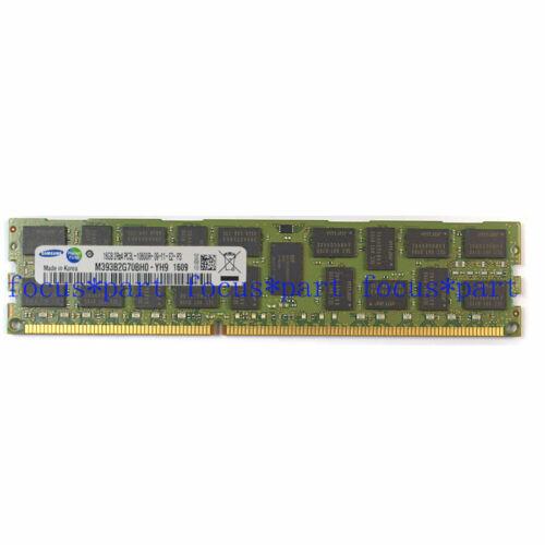 Samsung 16GB DDR3 1333 PC3L-10600R REG ECC Registered For DELL HP APPLE Server