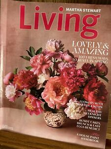REDUCED Martha Stewart Living Magazines (Lot Of 22) March 2018-May 2020