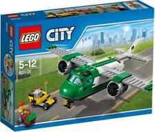 Lego City 60101 - Flughafen Frachtflugzeug NEU