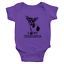 Infant Baby Rib Bodysuit Jumpsuit Romper Babysuit Love My Chiwawa Cute Puppie