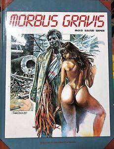 DRUUNA-MORBUS-GRAVIS-PAOLO-ELEUTERI-SERPIERI-Ed-Produzioni-Cartoons-DOT