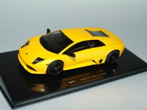 Lamborghini Lp 640 Murcielago Giallo 1/43 Mattel Elitee
