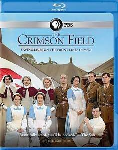 The Crimson Field (Blu-ray Disc, 2015, 2-Disc Set, UK Edition) NEW SEALED PBS