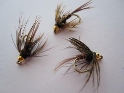 NYMPHS SIZES 1 DZ IF19-6 BEAD HEAD PRINCE,