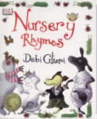 DK Book of Nursery Rhymes-Debi Gliori
