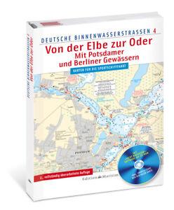 Berlin Potsdam Karte.Details Zu Von Der Elbe Zur Oder Berlin Potsdam Deutsche Binnenwasserstraßen 4 Karte
