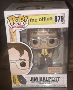 JIM HALPERT AS DWIGHT Funko Pop Television The Office #879 Box Lunch Exclusive