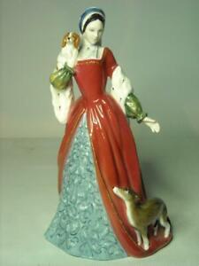 Royal-Doulton-ANNE-BOLEYN-Limited-Edition-Figurine-8037-8-Photos-HN-3232