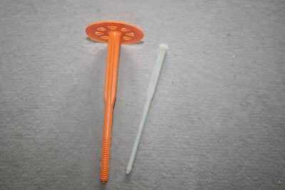 UnermüDlich 40 Stück Sto-schlagdübel Uez-k 8/60 Dämmstoffdübel Art.-nr. 04765-005 L: 150mm HüBsch Und Bunt