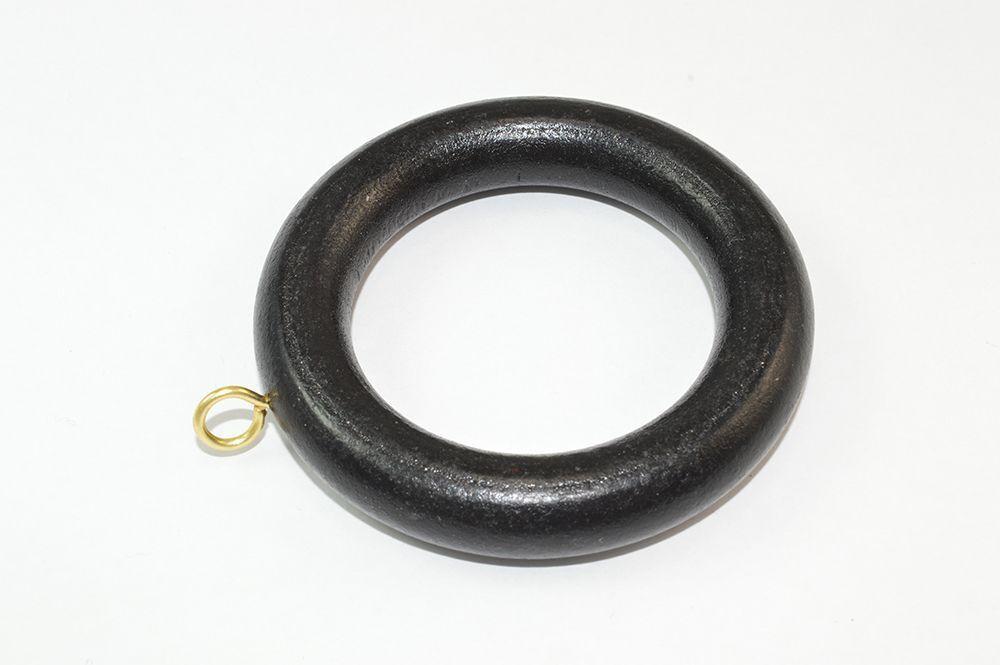 Confezione da 48 x 45mm Interna Diametro Asta per Tenda Anelli Vite