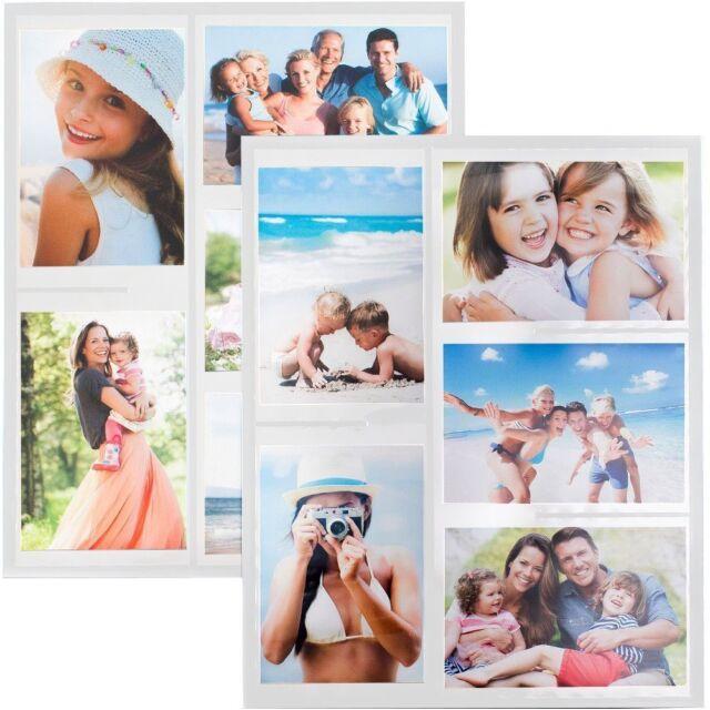 Magnetic Picture Collage Frame for Refrigerator Locker Metal Cabinet ...