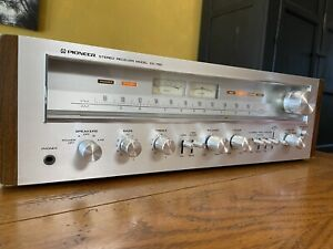 Working Classic 1977 Pioneer SX-750 Stereo Receiver ~ #XD 364553