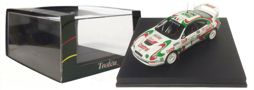 Trofeu 707 Toyota Celica GT-Four Winner Tour De Corse 1995 - D Auriol 1 43 Scale