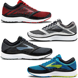 New-BROOKS-Revel-Mens-Knit-Road-Running-Shoes