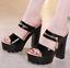 Women-High-Wedge-Slippers-Summer-Ladies-Platform-High-Heels-Sandals-Peep-Toe-SG thumbnail 13