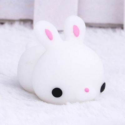 Rabbit Slow Rising Squishies Charm Kawaii Squishy Squeeze Toy Stress Healing Toy