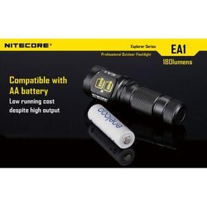 Nitecore-EA1-Explorer-Torch-190-Lumens-UK-Official-Dealer