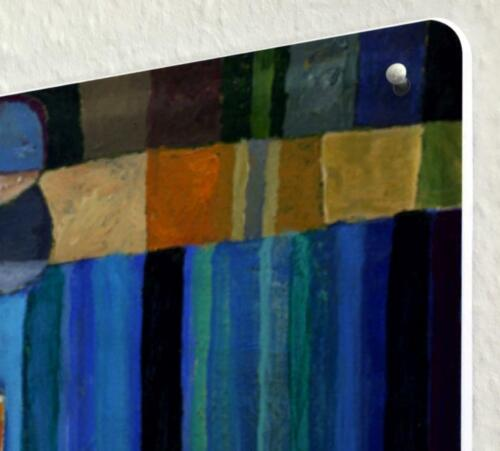 "E Stross Nostalgic Tin sign Tuscany Italy Metal plate 8x12/"""