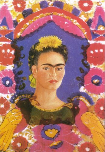 BUY 2 GET 1 FREE! A3 PHOTO OF FRIDA KAHLO A3 POSTER REPRINT FKS03 A4