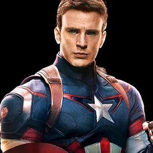Age Of Ultron Captain America Chris Evans Avengers Biker Rider
