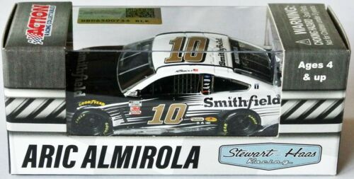 1:64 Lionel SMITHFIELD * 2020 SHR MUSTANG NASCAR #10 Aric Almirola