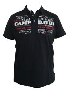 online here better brand new Details zu NEU Camp David Herren Poloshirt CCU-1900-3709 Shirt Polo kurzarm  M - XXXL