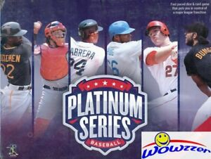 Platinum-Series-Baseball-1st-Edition-Factory-Sealed-Strategy-Game-with-30-Cards