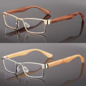 5526d34ca8e New Clear Lens Square Frame Eye Glasses Designer Womens Mens Fashion ...
