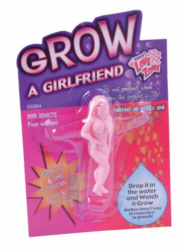 Grow Your Own Boy Girlfriend Novelty Joke Stocking Filler Secret Santa Gift